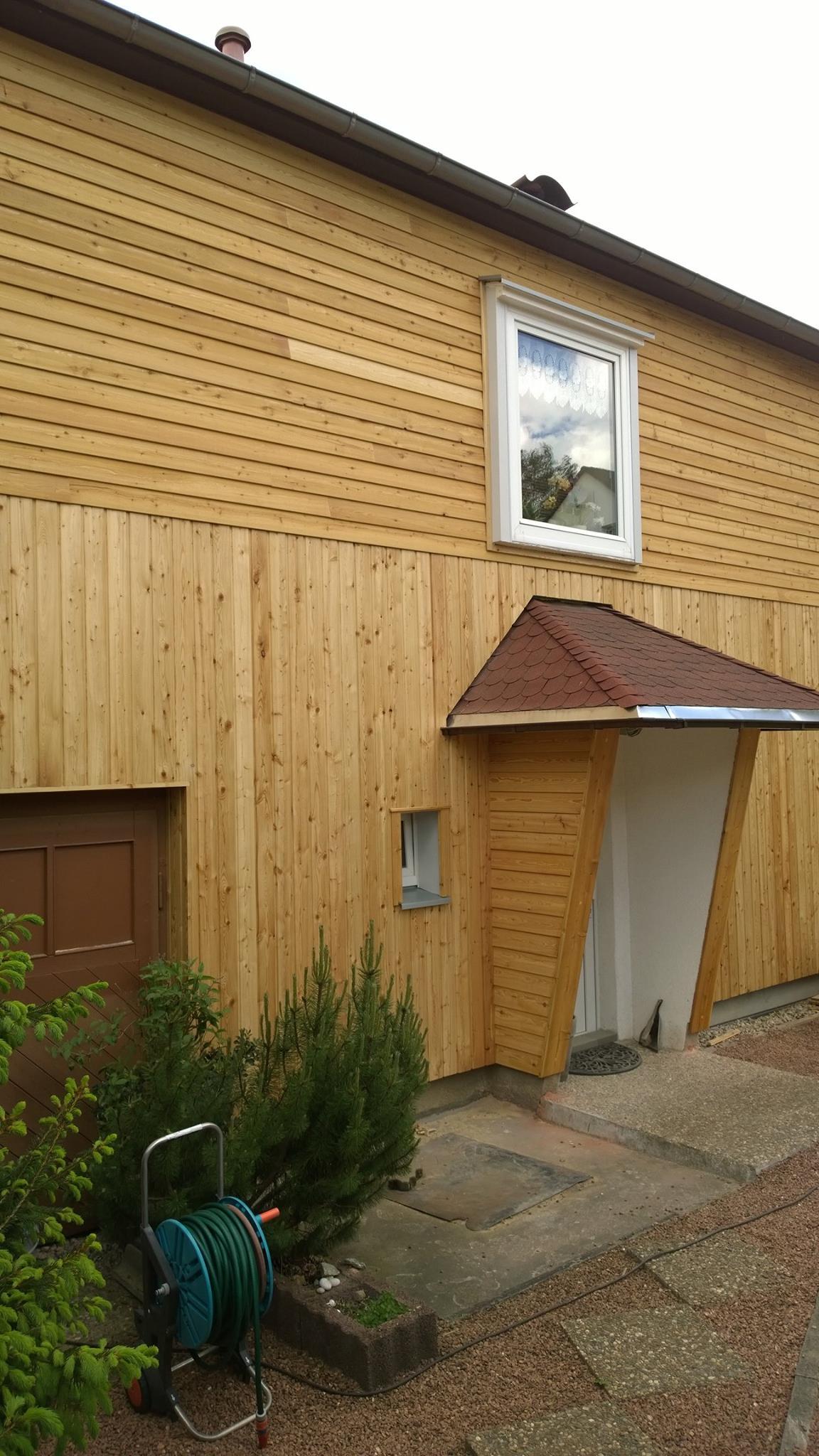 Wohnhaus Holzfassaden Holzi